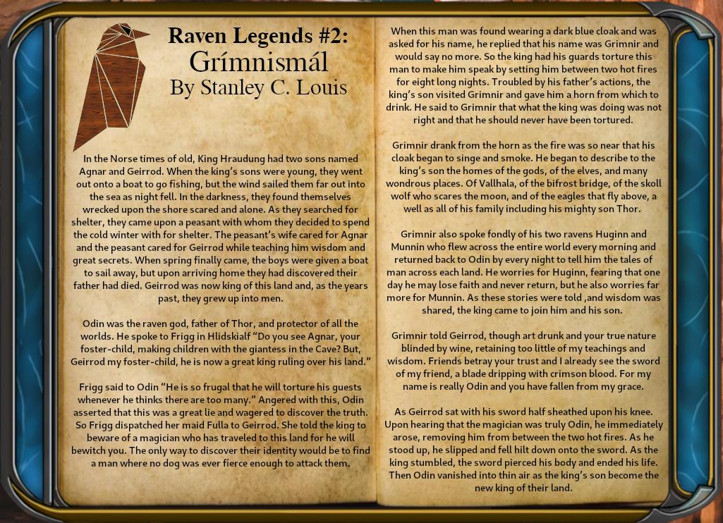 RVNFT#SCL_RAVEN_LEGENDS_2